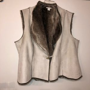 Coldwater Creek Vest XL